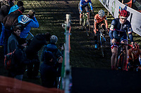 Ceylin Del Carmen Alvarado (NED) <br /> <br /> Women U23 race.<br /> <br /> UCI 2019 Cyclocross World Championships<br /> Bogense / Denmark<br /> <br /> <br /> &copy;kramon