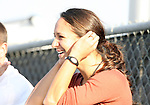 07 December 2007: Portland and U.S. Women's National Team player Stephanie Lopez. The Florida State Seminoles defeated the University of Notre Dame Fighting Irish played 3-2 at the Aggie Soccer Stadium in College Station, Texas in a NCAA Division I Womens College Cup semifinal game.