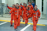 STS 90 Mission, Columbia, April 1998