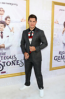 "LOS ANGELES - JUL 25:  Adam DeVine at the ""The Righteous Gemstones"" Premiere Screening at the Paramount Theater on July 25, 2019 in Los Angeles, CA"