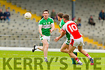 Shaun Keane Legion in action against  Rathmore in the semi-final of the County Senior Football Championship at Fitzgerald Stadium on Sunday.