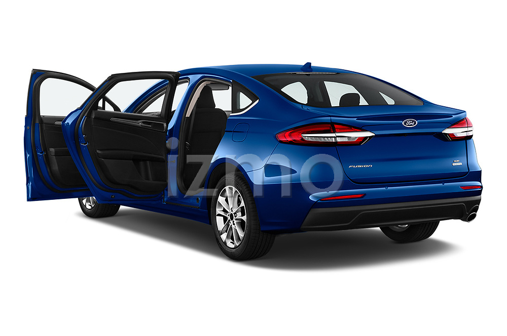 Car images of 2020 Ford Fusion SE 4 Door Sedan Doors