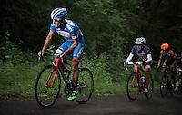 Bjorn Leukemans (BEL/Wanty-Groupe Gobert)<br /> <br /> stage 4: Hotel Verviers - La Gileppe (187km)<br /> 29th Ster ZLM Tour 2015