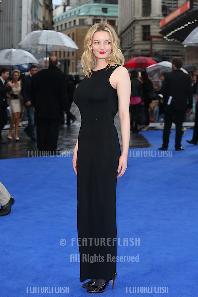 Dakota Blue Richards at X-Men: Days Of Future Past - UK film premiere<br /> London, England. 12/05/2014 Picture by: Henry Harris / Featureflash