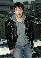 Montreal (QC) CANADA -  Jan  2011 File Photo - James Blunt  in Montreal to promote his latest album Some Kind of Trouble