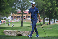 Dustin Johnson (USA) heads down 2 during 4th round of the World Golf Championships - Bridgestone Invitational, at the Firestone Country Club, Akron, Ohio. 8/5/2018.<br /> Picture: Golffile | Ken Murray<br /> <br /> <br /> All photo usage must carry mandatory copyright credit (© Golffile | Ken Murray)