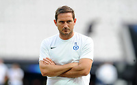 Chelsea coach Frank Lampard during a training session ahead of the UEFA Super Cup 2019 football match between Liverpool and Chelsea at Vodafone Park stadium in Istanbul on August 13, 2019. PUBLICATIONxNOTxINxTUR<br /> Foto Imago/Insidefoto