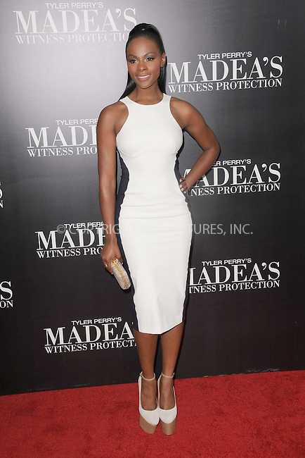 WWW.ACEPIXS.COM . . . . . .June 25, 2012...New York City....Tika Sumpter arriving to Tyler Perry's 'Madea's Witness Protection' New York Premiere at AMC Lincoln Square Theater on June 25, 2012 in New York City ....Please byline: KRISTIN CALLAHAN - ACEPIXS.COM.. . . . . . ..Ace Pictures, Inc: ..tel: (212) 243 8787 or (646) 769 0430..e-mail: info@acepixs.com..web: http://www.acepixs.com .