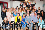 29 again<br /> ----------<br /> Tracey Cashman,Ballyheigue(seated centre)had a fab night celebrating her 30th birthday in Flahives bar in the town last Saturday night along with many friends and family