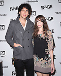 Nick Simmons attends the official launch party for the most anticipated video game of the year RAGE in ChinaTown in Los Angeles, California on September 30,2011                                                                               © 2011 Hollywood Press Agency