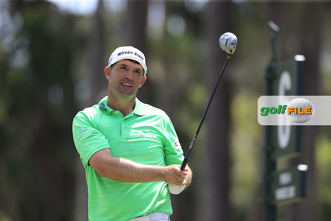 Padraig Harrington (IRL) during round 2 of the Players, TPC Sawgrass, Championship Way, Ponte Vedra Beach, FL 32082, USA. 13/05/2016.<br /> Picture: Golffile | Fran Caffrey<br /> <br /> <br /> All photo usage must carry mandatory copyright credit (&copy; Golffile | Fran Caffrey)