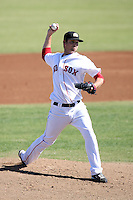 Eammon Portice - Peoria Javelinas - 2010 Arizona Fall League.Photo by:  Bill Mitchell/Four Seam Images..