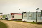Mobile home community.
