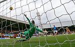 31.3.2018: Motherwell v Rangers: <br /> James Tavernier scores from the penalty spot