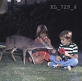Interlitho, CHILDREN, photos, children, deer(KL729/4,#K#) Kinder, niños