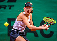 Hilversum, Netherlands, Juli 29, 2019, Tulip Tennis center, National Junior Tennis Championships 12 and 14 years, NJK, Annelin Bakker (NED)<br /> Photo: Tennisimages/Henk Koster