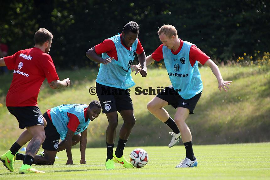 Jan Rosenthal (Eintracht) - Eintracht Frankfurt Trainingsauftakt, Commerzbank Arena