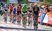 Vuelta stage 8