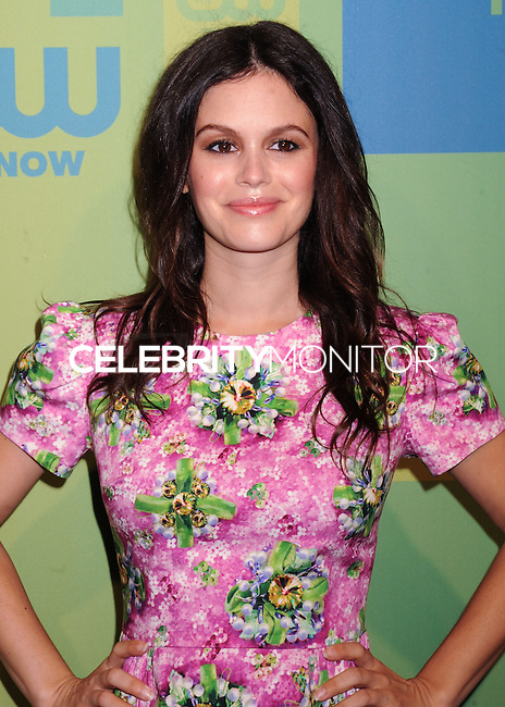 NEW YORK CITY, NY, USA - MAY 15: Rachel Bilson at The CW Network's 2014 Upfront held at The London Hotel on May 15, 2014 in New York City, New York, United States. (Photo by Celebrity Monitor)