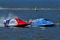 Frame 15: Final lap of heat race 2: Jeremiah Mayo (#8), Chris Hughes (#17)       (SST-45)