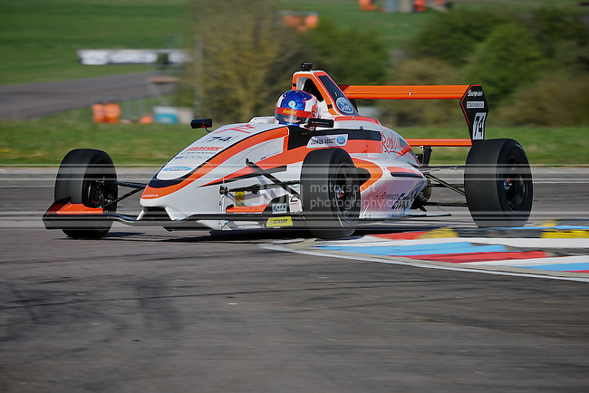 James Abbott - Radical Motorsport Sinter LA12