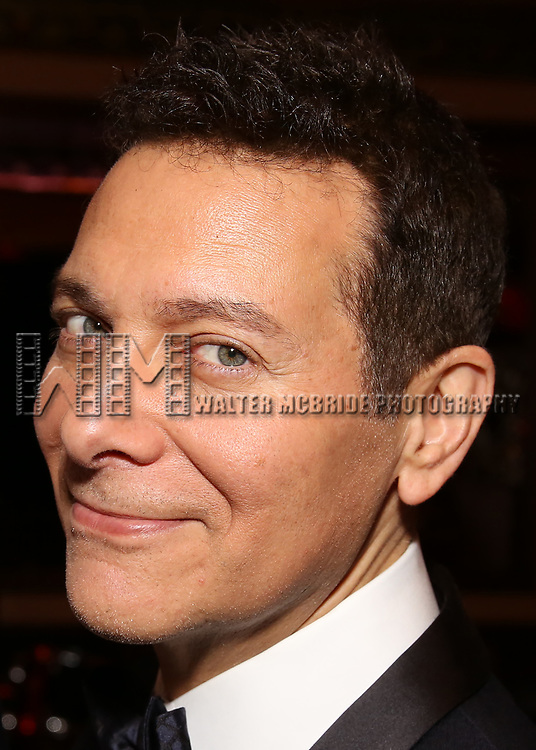 Michael Feinstein previews his new show 'Showstoppers' at Feinstein's/54 Below on July 17, 2017 in New York City.