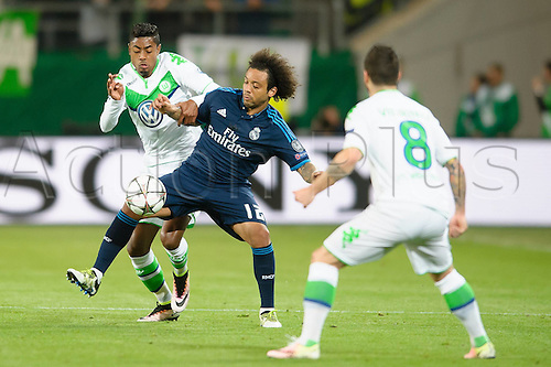 C Marcelo of Real Madrid