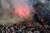 SÃO PAULO,SP, 11.06.2017 - CORINTHIANS-SÃO PAULO – Torcida do Corinthians durante partida contra o  São Paulo, jogo válido pela sexta rodada do Campeonato Brasileiro 2017, disputada na Arena Corinthians em São Paulo, na tarde deste domingo, 11. (Foto: Levi Bianco/Brazil Photo Press)