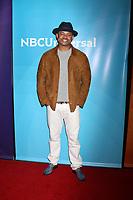 LOS ANGELES - JAN 9:  Anthony Hemingway at the NBC TCA Winter Press Tour at Langham Huntington Hotel on January 9, 2018 in Pasadena, CA