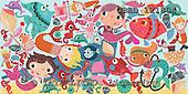 Addy, TEENAGERS, paintings, GBAD121804,#j# Jugendliche, jóvenes, illustrations, pinturas ,everyday