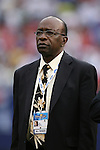 10 June 2007: CONCACAF President Jack Warner. The Panama and Cuba Men's National Teams tied 2-2 at Giants Stadium in East Rutherford, New Jersey in a first round game in the 2007 CONCACAF Gold Cup.