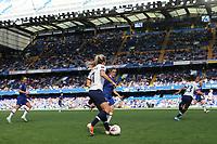 Former Chelsea Women player, Gemma Davison, returns to Stamford Bridge playing for Tottenham Hotspur Women during Chelsea Women vs Tottenham Hotspur Women, Barclays FA Women's Super League Football at Stamford Bridge on 8th September 2019