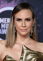 LOS ANGELES, CA - NOVEMBER 24:  Keltie Knight at the 2019 American Music Awards at the Microsoft Theater on November 24, 2019 in Los Angeles, California. (Photo by Frank Micelotta/PictureGroup)