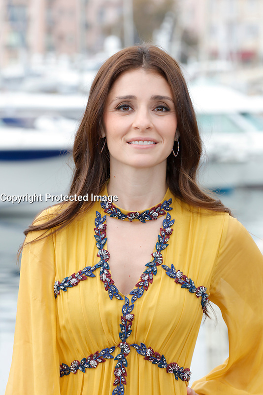 Mipcom Cannes le 17 Octobre 2016 Shiri Appleby Photocall Unreal