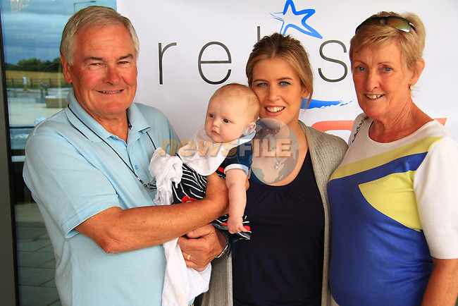 Pictured at the opening of Relish were Maeve Sheridan, Jack Sheridan, Baby Kate Sheridan and Jenny Cox..Picture: Shane Maguire / www.newsfile.ie.