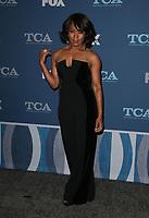 PASADENA. CA -  JANUARY 4: Angela Bassett at the FOX Winter TCA 2018 All-Star Party at the Langham Huntington Hotel in Pasadena, California on January 4, 2018.  <br /> CAP/MPI/FS<br /> &copy;FS/MPI/Capital Pictures