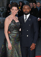 Jessica Oyelowo and David Oyelowo at the 60th BFI London Film Festival &quot;A United Kingdom&quot; opening gala, Odeon Leicester Square cinema, Leicester Square, London, England, UK, on Wednesday 05 October 2016.<br /> CAP/CAN<br /> &copy;CAN/Capital Pictures /MediaPunch ***NORTH AND SOUTH AMERICAS ONLY***