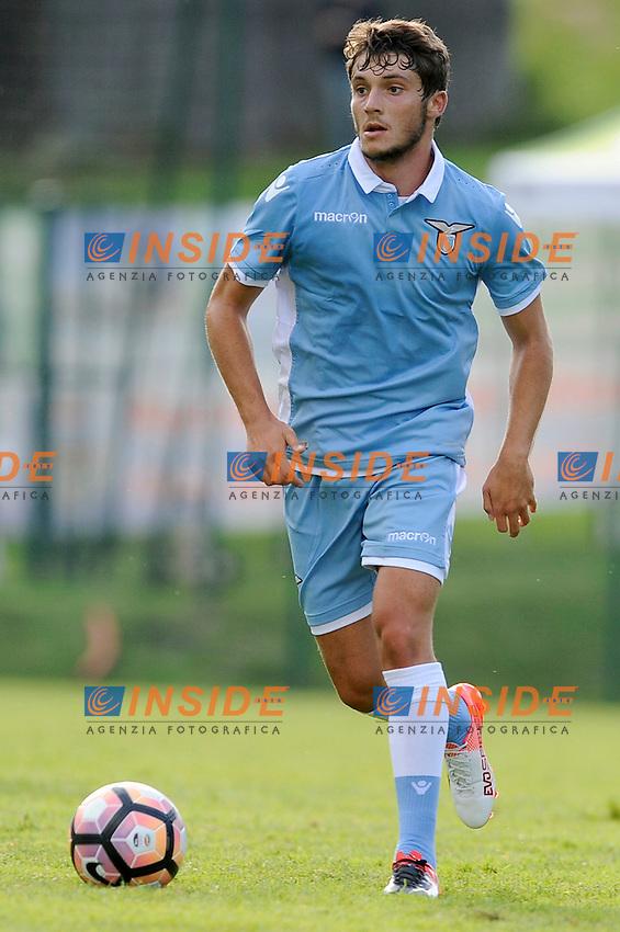 Ravel Morrison<br /> 18-07-2016 Auronzo di Cadore ( Belluno )<br /> Ritiro estivo S.S. Lazio ad Auronzo di Cadore in preparazione per la stagione 2016-2017<br /> Amichevole S.S. Lazio Vs Brasilian Soccer Team - Friendly Match <br /> <br /> SS Lazio pre season training camp <br /> @ Marco Rosi / Fotonotizia