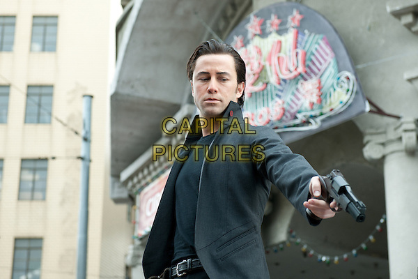 Joseph Gordon-Levitt.in Looper (2012) .*Filmstill - Editorial Use Only*.CAP/FB.Supplied by Capital Pictures.