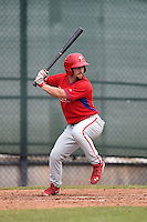 Philadelphia Phillies Tim Zier (25) during a minor league spring training intrasquad game on March 27, 2015 at the Carpenter Complex in Clearwater, Florida.  (Mike Janes/Four Seam Images)