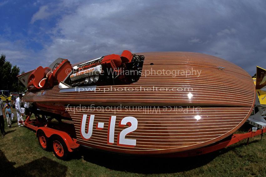 "U-12 ""Miss Budweiser"", Seattle 1999"