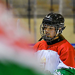 03.01.2020, BLZ Arena, Füssen / Fuessen, GER, IIHF Ice Hockey U18 Women's World Championship DIV I Group A, <br /> Daenemark (DEN) vs Ungarn (HUN), <br /> im Bild Petra Szamosfalvi (HUN, #8)<br /> <br /> Foto © nordphoto / Hafner