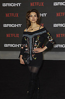 www.acepixs.com<br /> <br /> December 15 2017, London<br /> <br /> Amber Rose Revah arriving at the European premiere of  'Bright' on December 15, 2017 at the BFI Southbank, in London.<br /> <br /> By Line: Famous/ACE Pictures<br /> <br /> <br /> ACE Pictures Inc<br /> Tel: 6467670430<br /> Email: info@acepixs.com<br /> www.acepixs.com