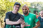 11.08.2019, wohninvest Weserstadion, Bremen, GER, Neuzugang Ömer / Oemer Toprak (Neuzugang Werder Bremen #21)<br /> <br /> im Bild<br /> <br /> Ömer / Oemer Toprak (Neuzugang Werder Bremen #21) <br /> <br /> Toprak wechselte von Dortmund nach Bremen<br /> erste Fanfotos<br /> <br /> Foto © nordphoto / Ewert