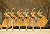 Giselle<br /> The Bolshoi Ballet <br /> at the Royal Opera House, London, Great Britain <br /> Act I rehearsal <br /> Choreography by Marius Petipa after Jean Coralli &amp; Jules Perrot<br /> production by Yuri Grigorovich<br /> <br /> Corps de ballet <br /> <br /> Photograph by Elliott Franks