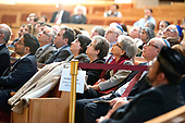 Garden of the Righteous Ceremony at Adas Israel Congregation in Washington, DC on Sunday, April 23, 2017.