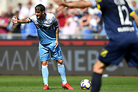 Luis Alberto of Lazio reacts during the Serie A 2018/2019 football match between SS Lazio and AC Chievo Verona at stadio Olimpico, Roma, April, 20, 2019 <br /> Photo Antonietta Baldassarre / Insidefoto