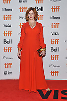 09 September 2018 - Toronto, Ontario, Canada -  Christina Hendricks. &quot;American Woman'&quot; Premiere during 2018 Toronto International Film Festival at Princess of Wales Theatre. <br /> CAP/ADM/BPC<br /> &copy;BPC/ADM/Capital Pictures