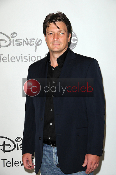 Nathan Fillion<br />