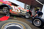Feb 07, 2011; 3:38:17 PM; Gibsonton, FL., USA; The Lucas Oil Dirt Late Model Racing Series running The 35th annual Dart WinterNationals at East Bay Raceway Park.  Mandatory Credit: (thesportswire.net)